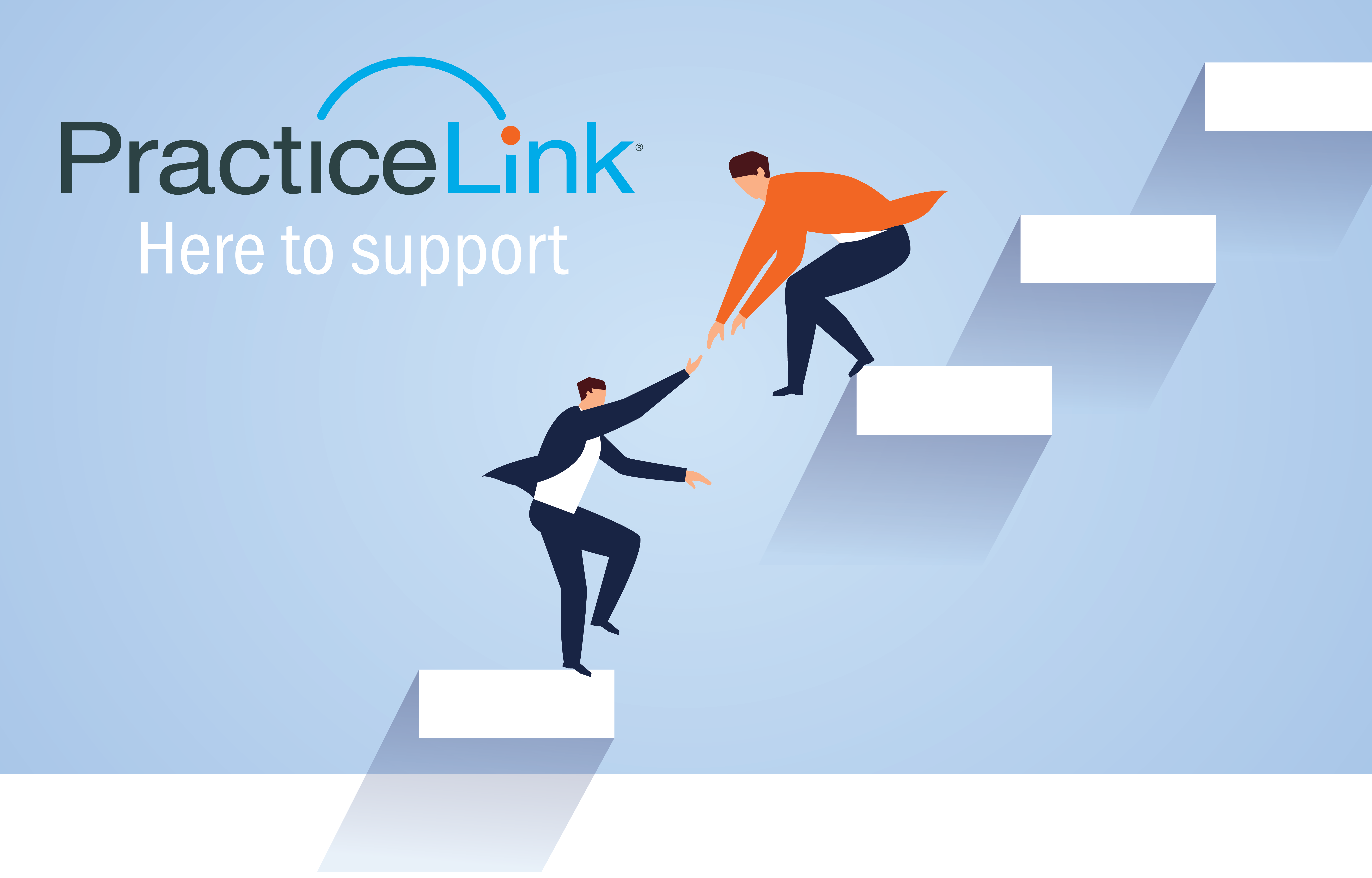 During tough times - and always - PracticeLink is here to support you