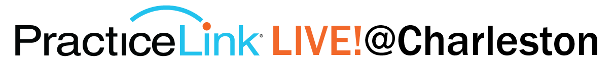 PracticeLink Live! Charleston logo