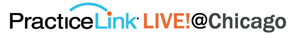 PracticeLink Live Chicago Logo